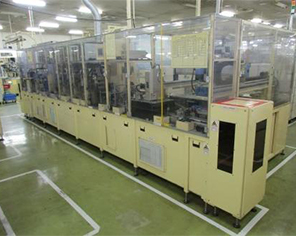 Fully Automated Lines